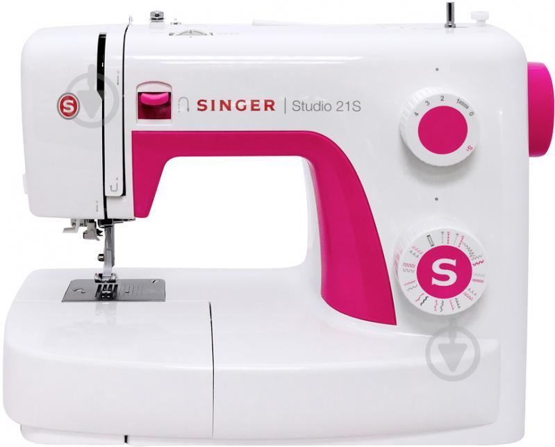 Швейна машина Singer studio 21s - фото 1