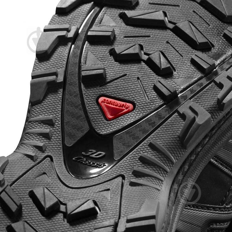 Кроссовки Salomon XA PRO 3D GTX L39332200 р. 9 черный - фото 5