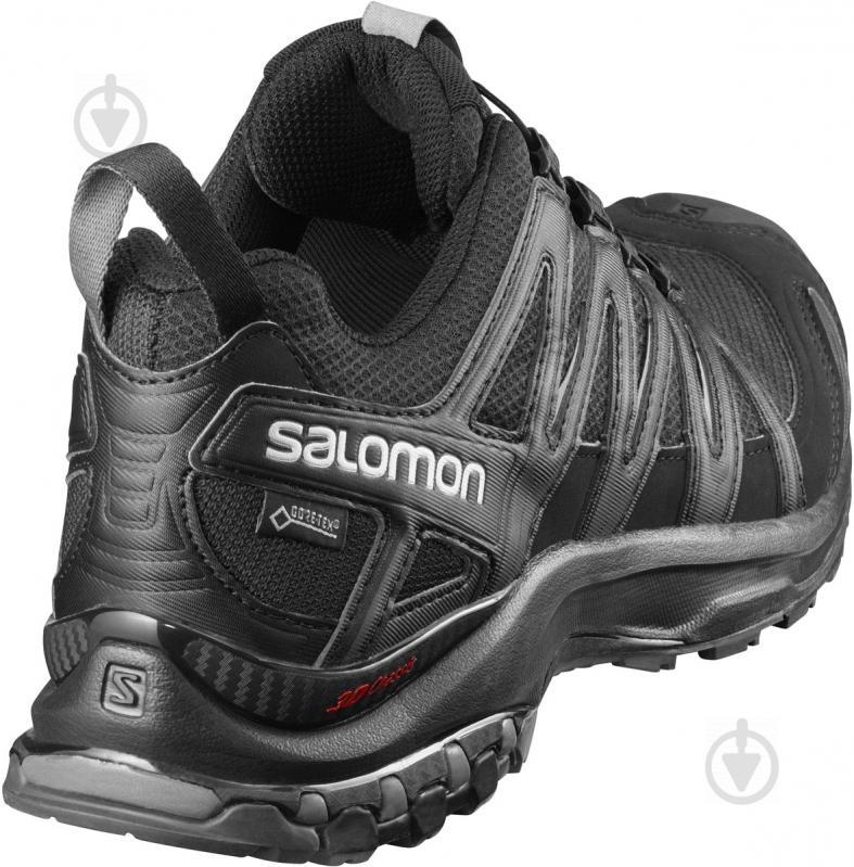 Кроссовки Salomon XA PRO 3D GTX L39332200 р. 9 черный - фото 2