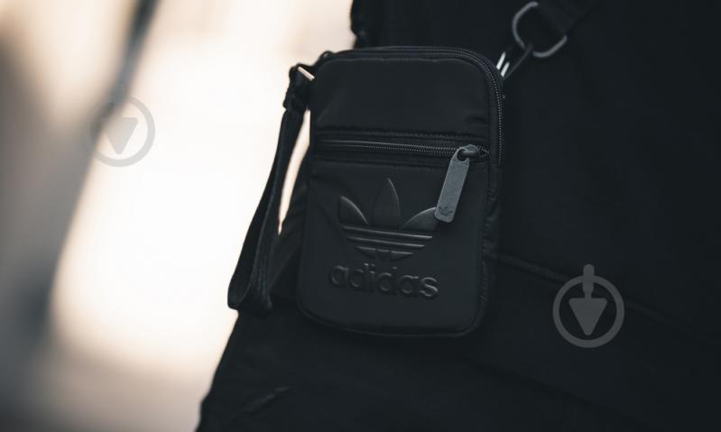 Сумка Adidas Festival Bag DV0216 чорний - фото 7