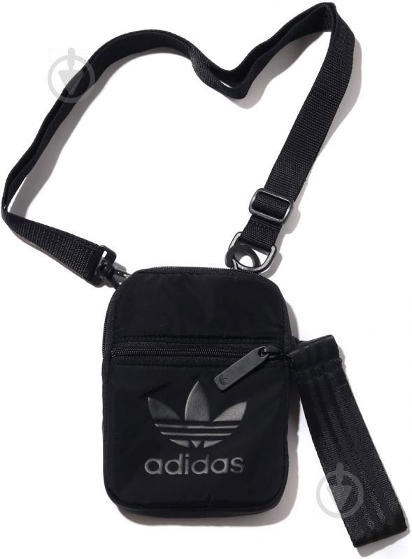 Сумка Adidas Festival Bag DV0216 чорний - фото 2