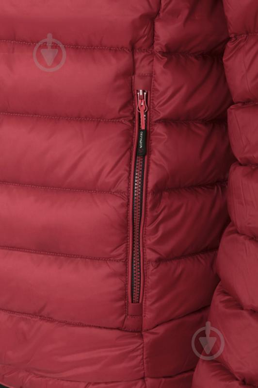 Куртка Northland Lorio Daunen Jacke р. XXL красный 02-08171-2 - фото 8