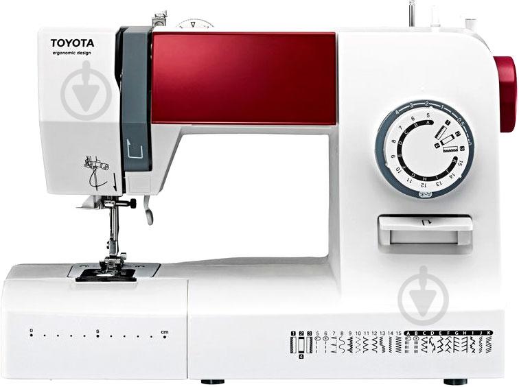 Швейна машина Toyota Ergo 26 D - фото 1