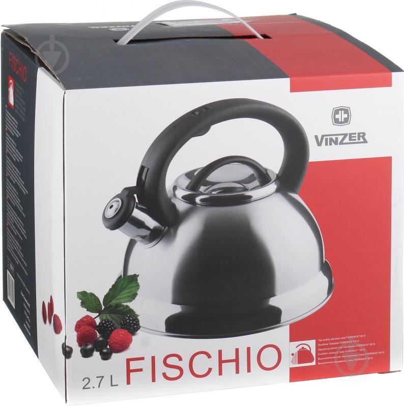 Чайник Fischio 2,7 л 89011 Vinzer - фото 5