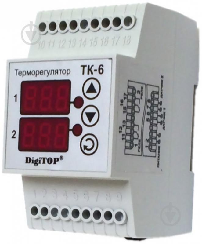 Продажа Терморегуляторов