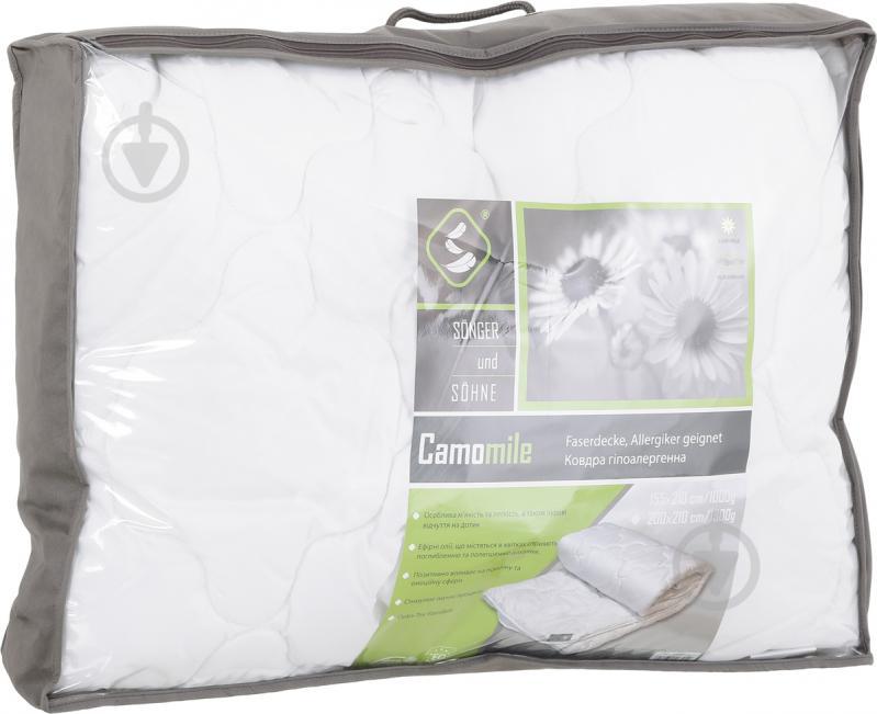 Одеяло Camomile 155х210 см Songer und Sohne - фото 3