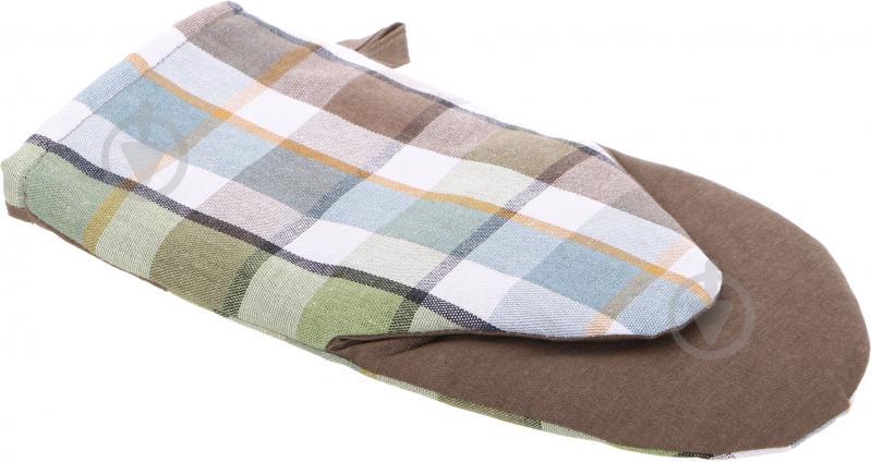 Прихватка-рукавиця Scotland Green 15x29 см зелений La Nuit - фото 3