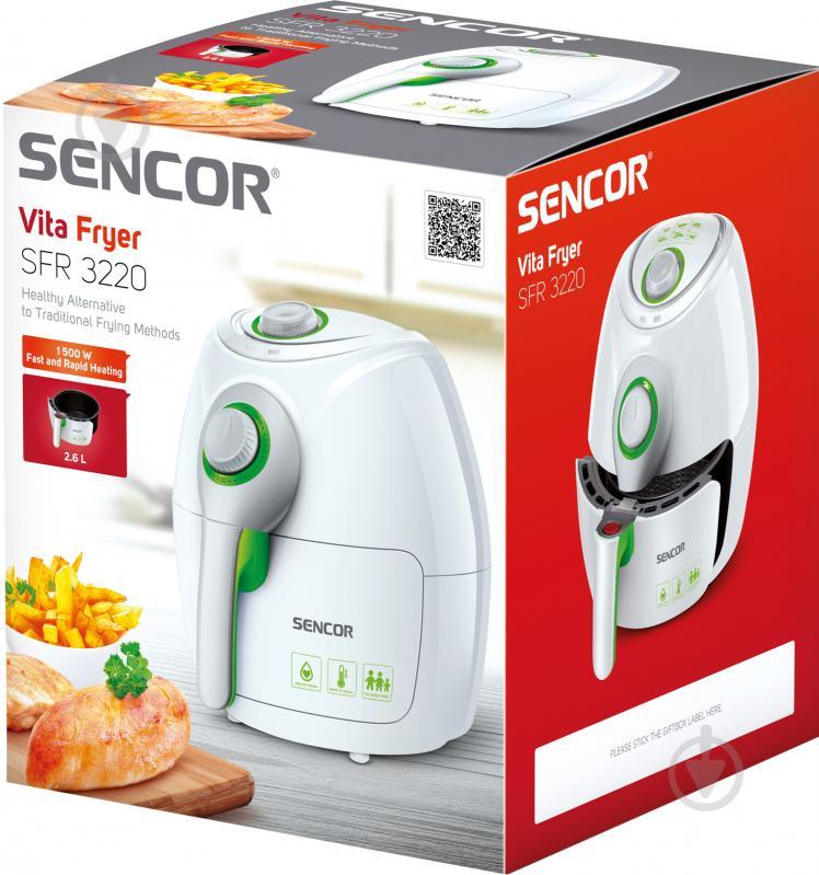 Мультипіч Sencor SFR 3220 WH - фото 16