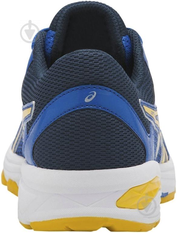 Кроссовки Asics GT-1000 6 GS C740N-4504 р. 1,5 сине-желто-темно-синий - фото 5