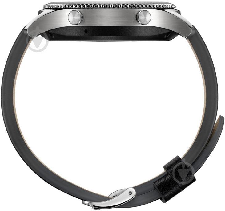 ᐉ Смарт-годинник Samsung Gear S3 Classic (SM-R770NZSASEK) • Краща ... 0ba96d8ba5573
