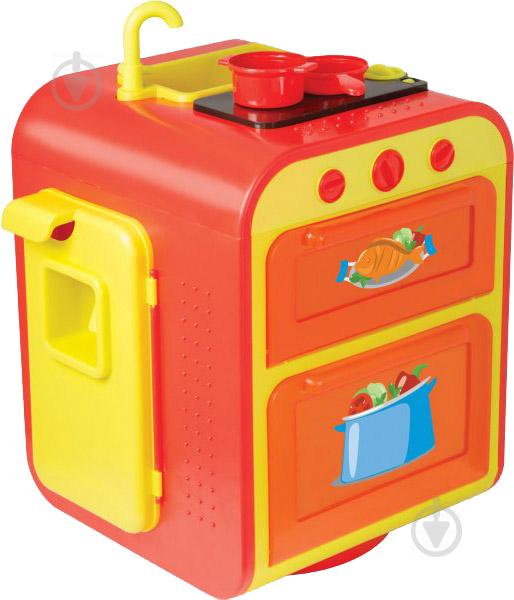 Игровой набор Smart Многофункциональная кухня 1684021 - фото 1