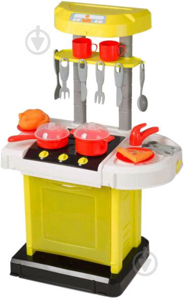 Ігровий набір Smart Багатофункціональна перша кухня 1684082 - фото 1