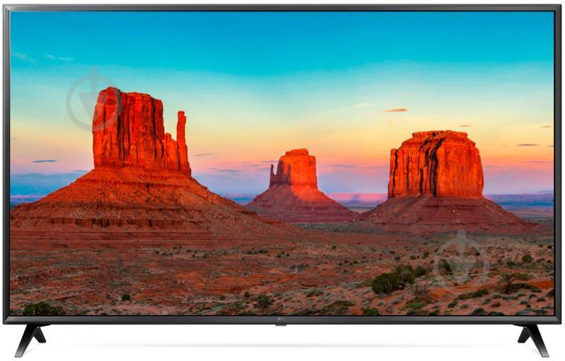 Телевизор LG 43UK6300PLB - фото 1