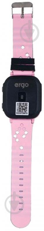 Смарт-годинник Ergo GPS Tracker Color J020 дитячий трекер pink (GPSJ020P) - фото 6