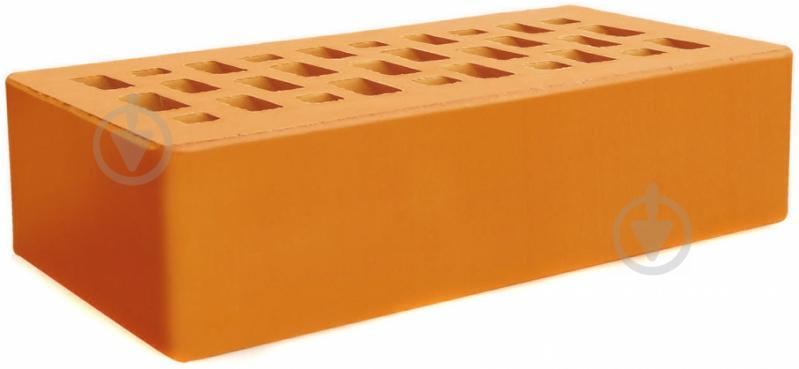 Цегла керамічна Євротон персик - фото 1