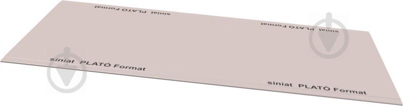 Гипсокартон обычный Plato 2500x1200x12,5 мм - фото 4