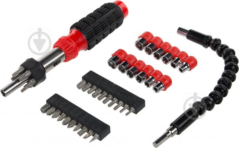 Викрутка зі змінними насадками EXPERT tools  1661 - фото 1