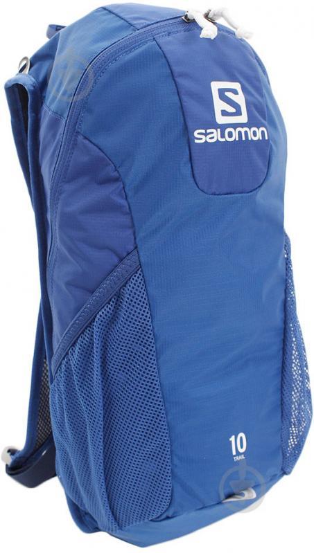 Рюкзак Salomon 10 л синий L40134400 - фото 1
