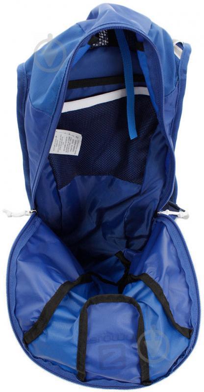 Рюкзак Salomon 10 л синий L40134400 - фото 4