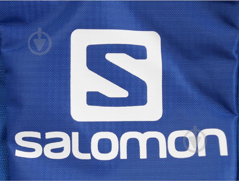 Рюкзак Salomon 10 л синий L40134400 - фото 5