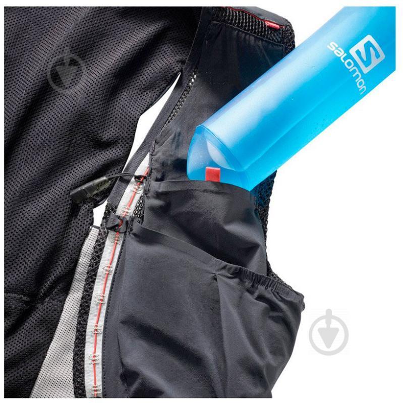 Бутылка спортивная Salomon L39448200 голубой - фото 4
