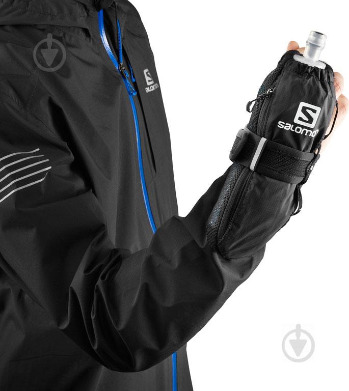 Держатель для фляги на руку Salomon L40154900 черный - фото 4