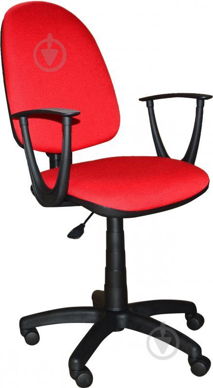 Кресло Примтекс Плюс Jupiter GTP Sonata C-16 красный