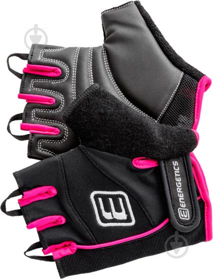 Перчатки для фитнеса Energetics 270692 LFG310 р. M - фото 1