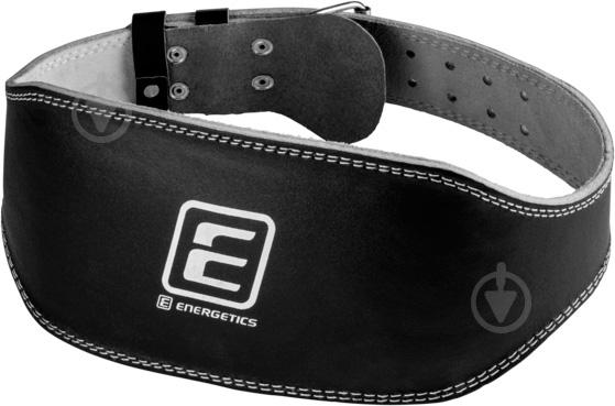 Пояс для тяжелой атлетики Energetics M 226931 Weight Lifting Belt - фото 1