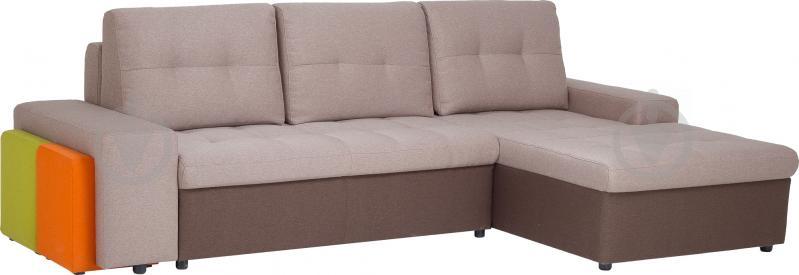 Ліжко-диван кутовий ADK Канзас Є25 2750x1600x880 мм