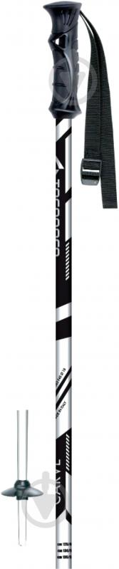 Горнолыжные палки TECNOPRO Carve 120 см 195011 - фото 2