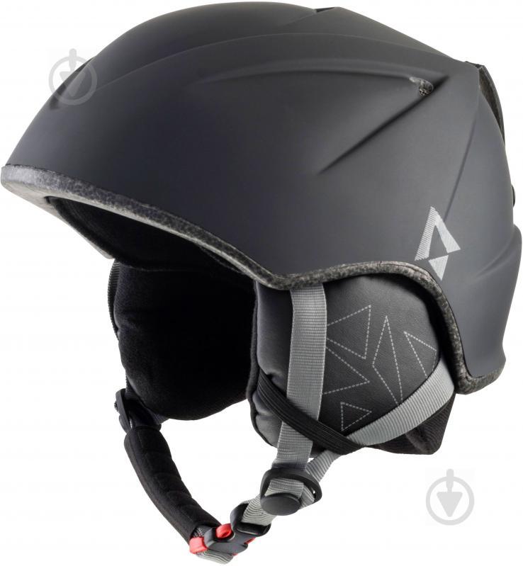Горнолыжный шлем TECNOPRO Dynamy S212 270467 р. M черный - фото 1