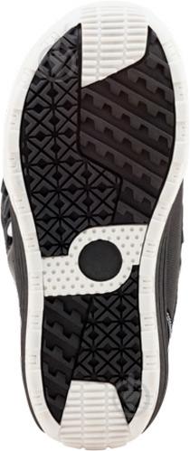 Ботинки для сноуборда Firefly C30 р. 26,5 270423 черный с белым - фото 2