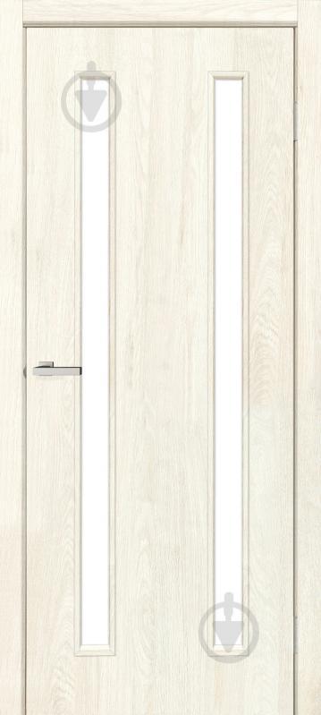Дверне полотно ОМіС Вероніка ПО 800 мм дуб остін - фото 1