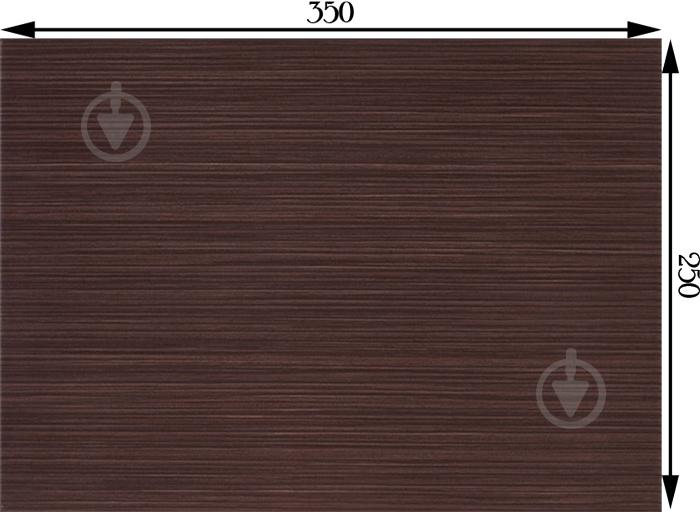 Плитка Cersanit Танака браун 25x35 - фото 3