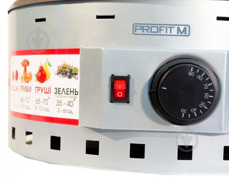 Сушилка для овощей и фруктов ProfitM M ЕСП-02 - фото 2