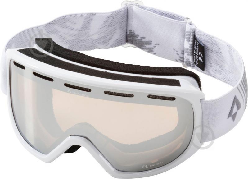 Горнолыжная маска TECNOPRO Pulse 2.0 Plus white 253499 - фото 1