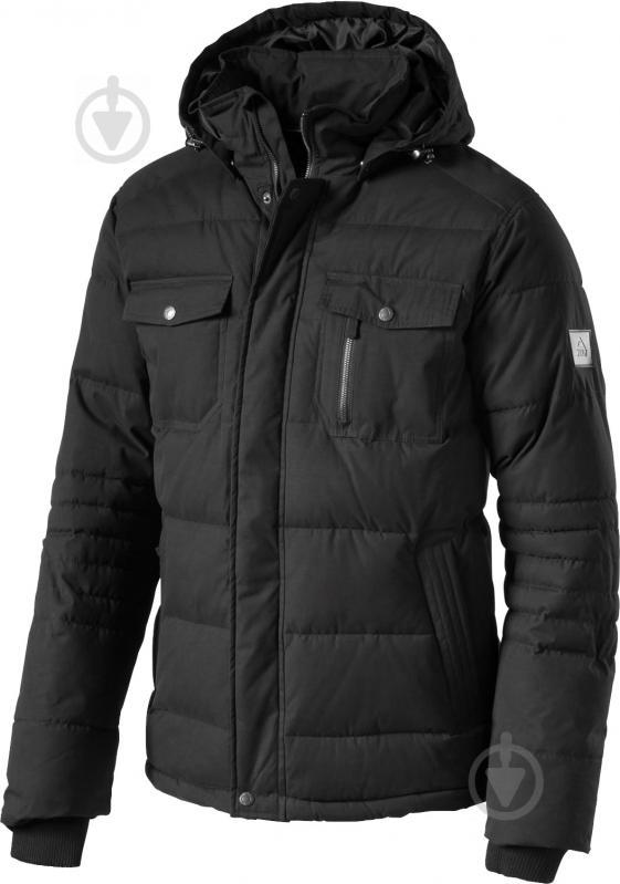 Куртка-парка McKinley Powaqa ux 267715-050 S чорний - фото 1