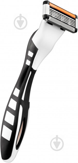 Станок зі змінними картриджами BIC ФЛЕКС 5 ГІБРИД БЛ4 4 шт. - фото 4