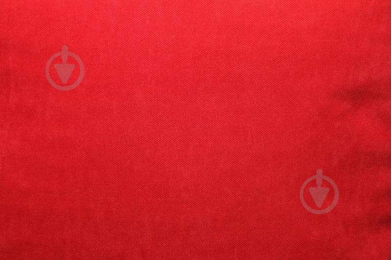 Подушка декоративна 45x45 см червоний - фото 3