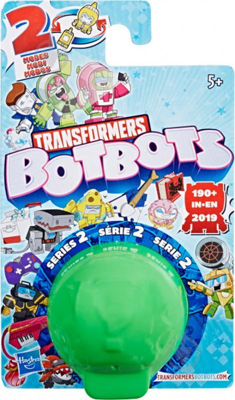 Игрушка-трансформер Hasbro Ботботс E3487 - фото 1