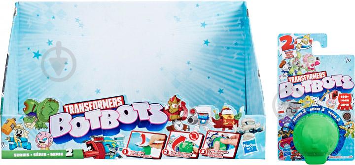 Игрушка-трансформер Hasbro Ботботс E3487 - фото 2