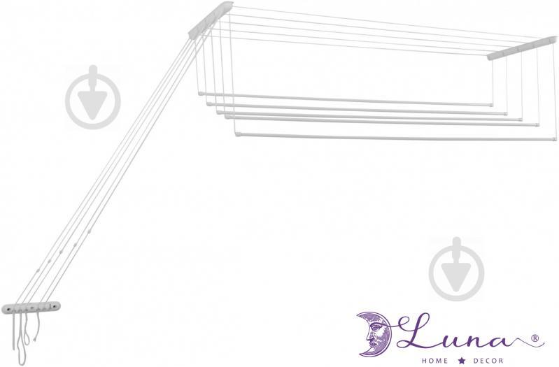 Сушилка для белья Luna потолочная 180 см