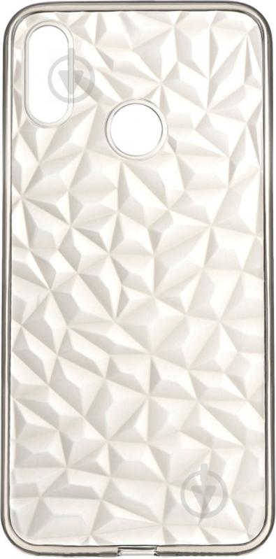 fcbd7d9bfa2ddf ᐉ Чохол 2E Huawei P Smart 2019 black (2E-H-PS-19-AOD-TR/BK) Diamond ...