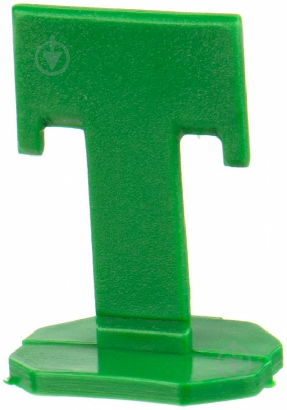 Система вирівнювання плитки Expert Tools основа 6 мм 100 шт./уп - фото 1