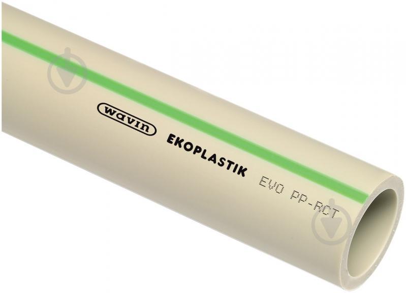Труба поліпропіленова Wavin Ekoplastik EVO 25 STRE025S4 - фото 1