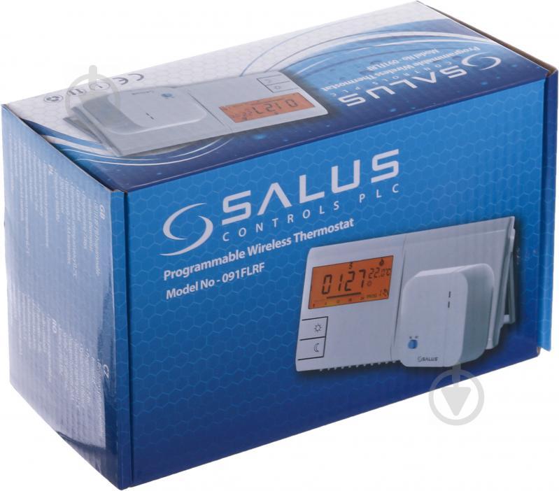 Бездротовий програматор Salus 091 FLRF - фото 9