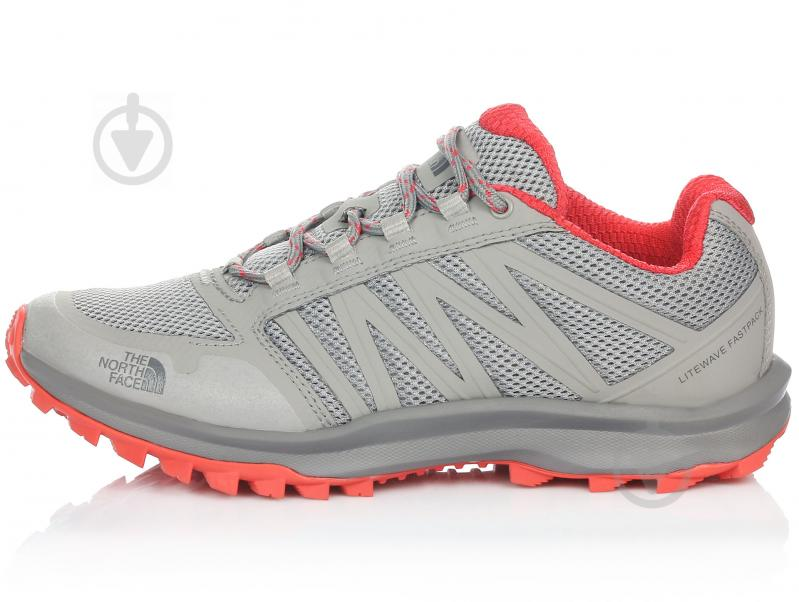 Кроссовки THE NORTH FACE LITEWAVE FASTPACK T92Y8ZTDQ р.7,5 серый - фото 1