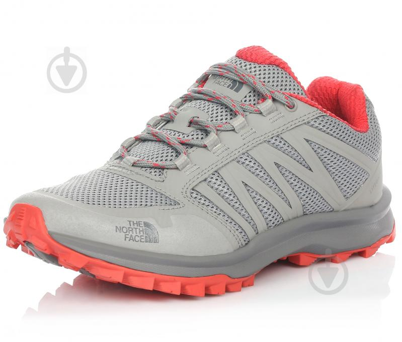 Кроссовки THE NORTH FACE LITEWAVE FASTPACK T92Y8ZTDQ р.7,5 серый - фото 2
