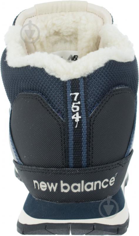 Ботинки New Balance 754 H754LFN р. 10,5 темно-синий - фото 13